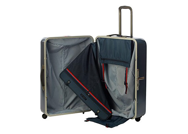 tommy hilfiger luggage koffer trolley taschen bis zu 50 g nstiger. Black Bedroom Furniture Sets. Home Design Ideas