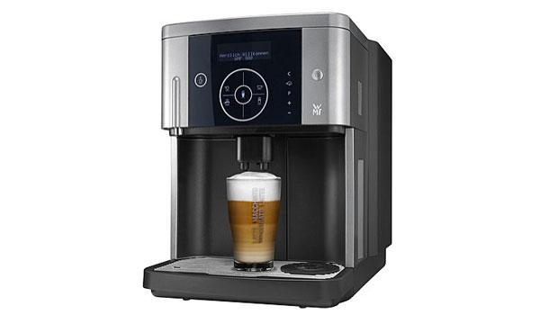 wmf kaffeevollautomat 900 sensor titan f r euro. Black Bedroom Furniture Sets. Home Design Ideas