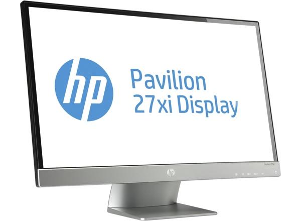 günstiger Full-HD 27 Zoll Monitor von HP