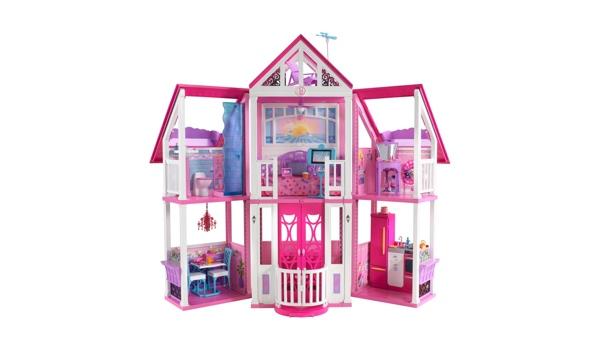 Barbie Mattel Traumhaus günstig