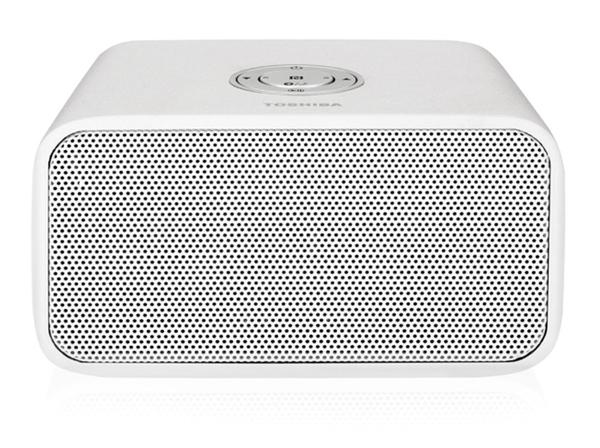 günstiger tragbarer mobiler Bluetooth Stereo-Lautsprecher Toshiba TY-WSP54