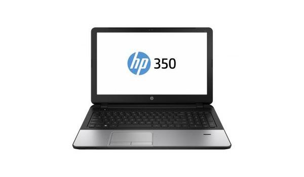 15,6 Zoll HP 350 G2 Notebook unter 400 Euro