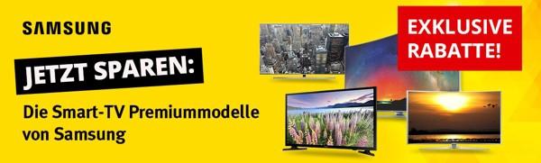 Samsung Ultra-HD 4k Curved Fernseher günstiger kaufen