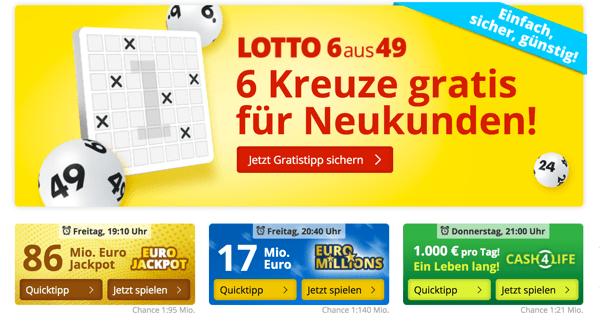 Gratis Lotto Spielen Kostenlos