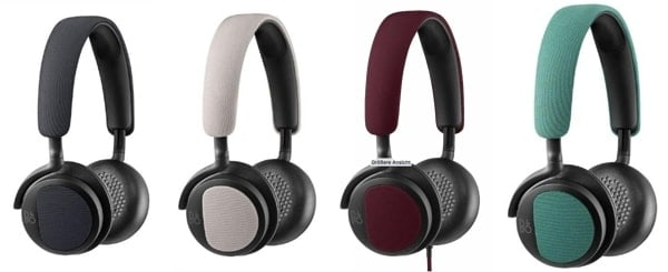 Bang & Olufsen BO Play H2 On Ear Kopfhörer