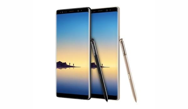 Samsung Galaxy Note 8 günstiger mit Vertrag